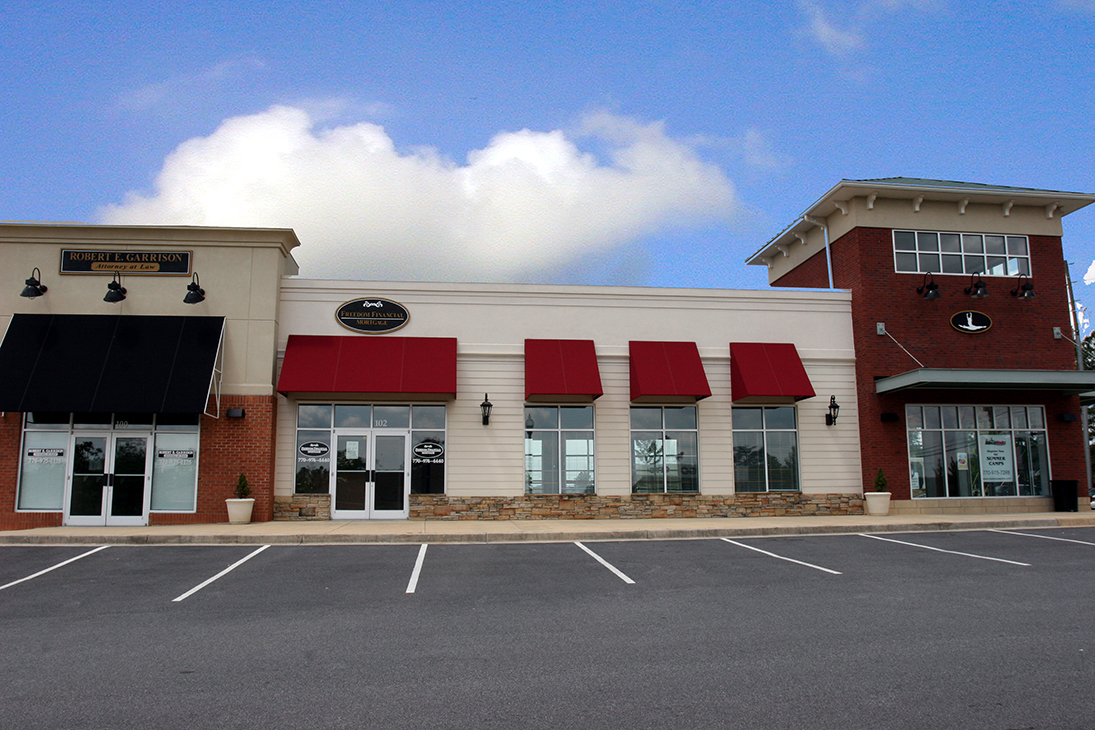 Retail Buildings – Acworth GA