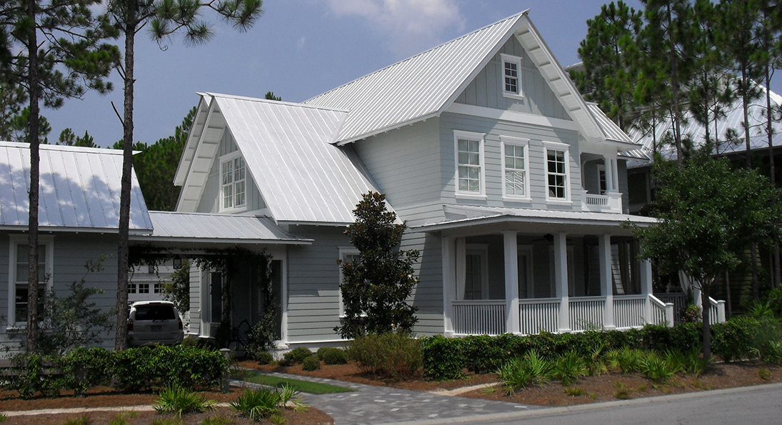 Custom Home – Watercolor, FL