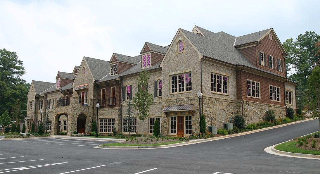 Traton Homes Corporate Office – Marietta, GA