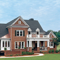 Custom-Southern Living Idea House 2004 – Athens GA