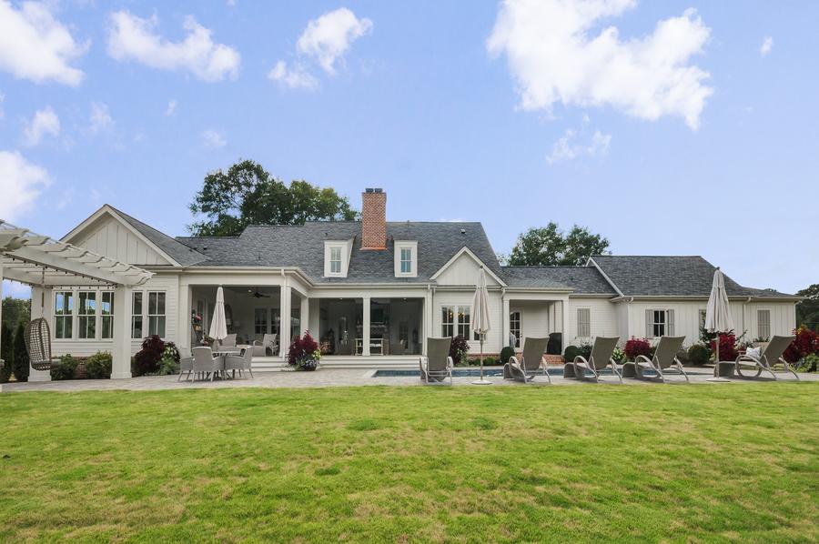 Custom Residence Roswell
