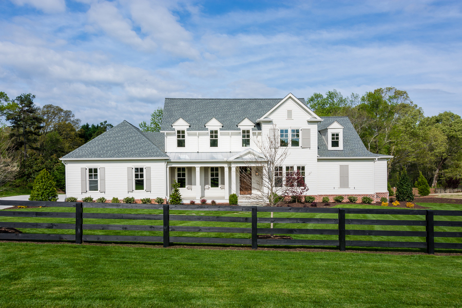 Custom homes caldwell cline architects and designers for Custom home builders canton ga