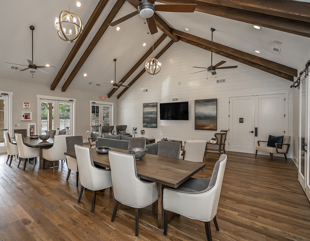 Heritage at Town Lake Clubhouse – Woodstock, GA