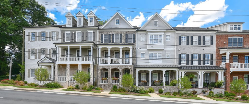 Church Street Townhomes – Marietta, GA