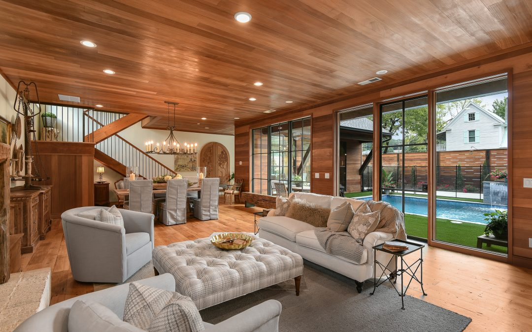 Interior Design Considerations for a Custom Home