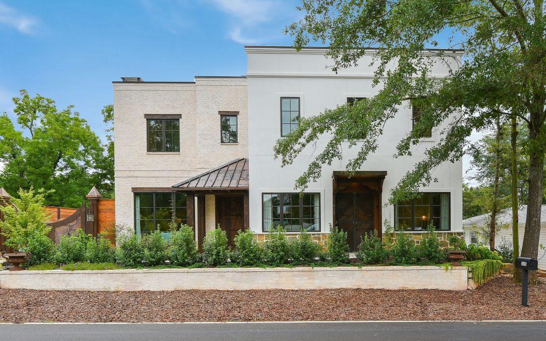 Trending Designs in Modern Custom Homes
